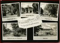21. Weltpostkarte nach 1950