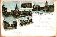 Orte in Niedersachsen