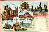 Orte am Rhein